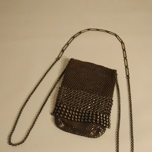 Laura B Collection Particulière Chainmail Pochette